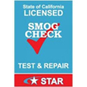 STAR Certified Test and Repair Shop